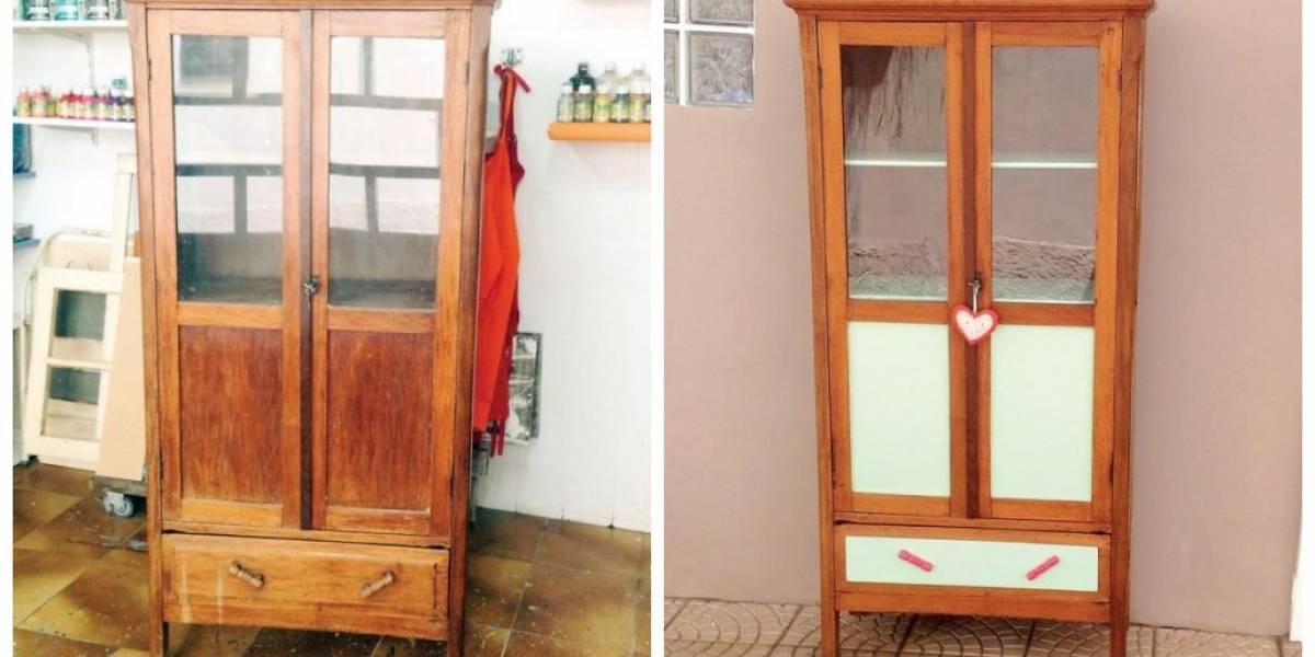 Recupere móveis antigos e transforme sua casa