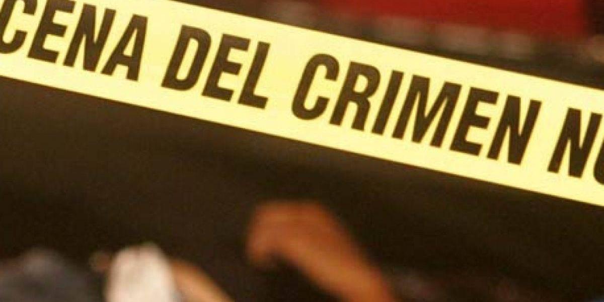 Matan hombre en la Eduardo Conde en Barrio Obrero