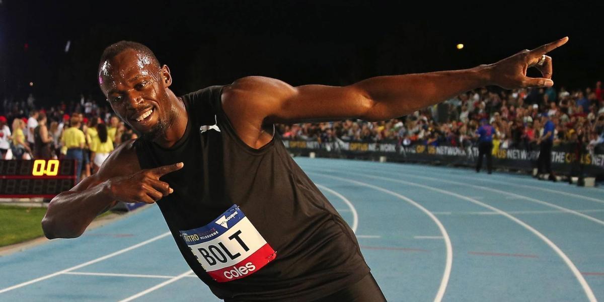 Usain Bolt se prepara para conocer a su sucesor