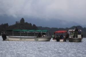 Un paseo familiar terminó en tragedia por naufragio de barco en Guatapé