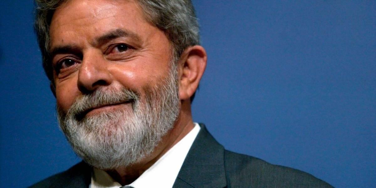 Expresidente Lula lidera intenciones de voto para las elecciones de 2018