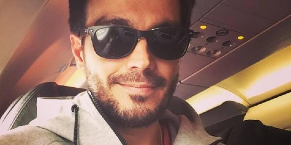 Actor Luciano D'Alessandro fue golpeado en reconocido bar de Bogotá mientras estaba de fiesta