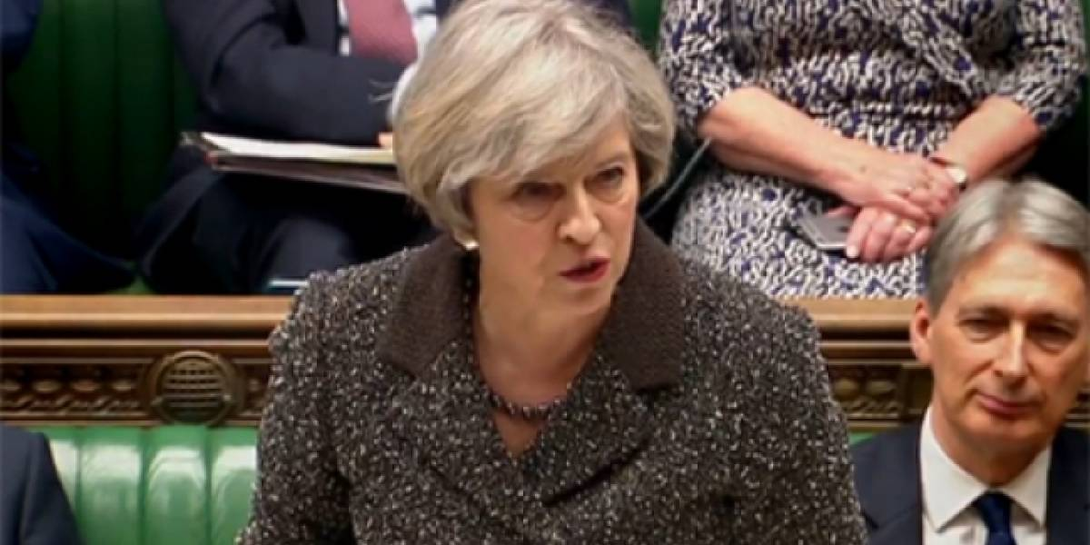 Theresa May ofrece a 3 millones de europeos derecho a solicitar residencia en Reino Unido