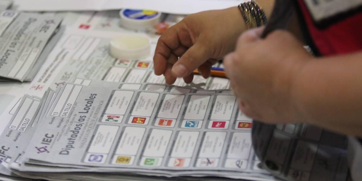 El perdedor de la elección del 4 de junio fue el PRI, ex titular del IFE