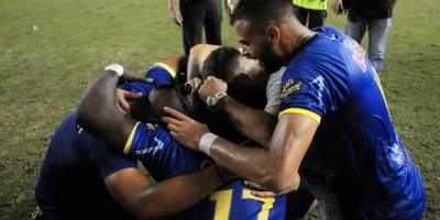 Delfín SC ganó la primera etapa