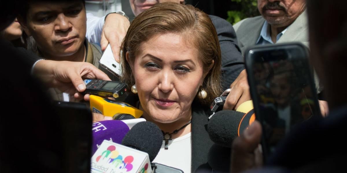 Congreso de Veracruz aprueba quitar fuero a Eva Cadena