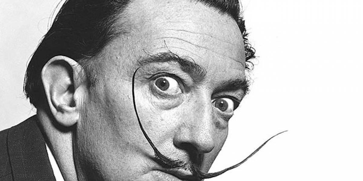 Ordenan exhumar los restos de Salvador Dalí