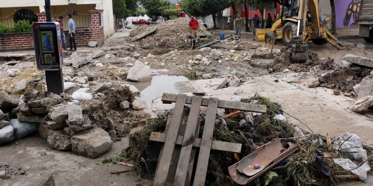 Segob emite declaratoria de desastre natural para siete municipios de Chiapas tras sismo