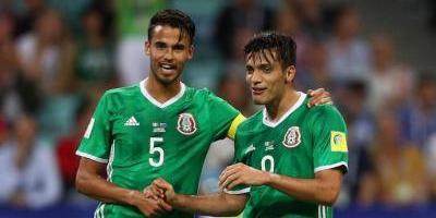 Equipo alternativo de Alemania golea 4-1 a México en la Confederaciones
