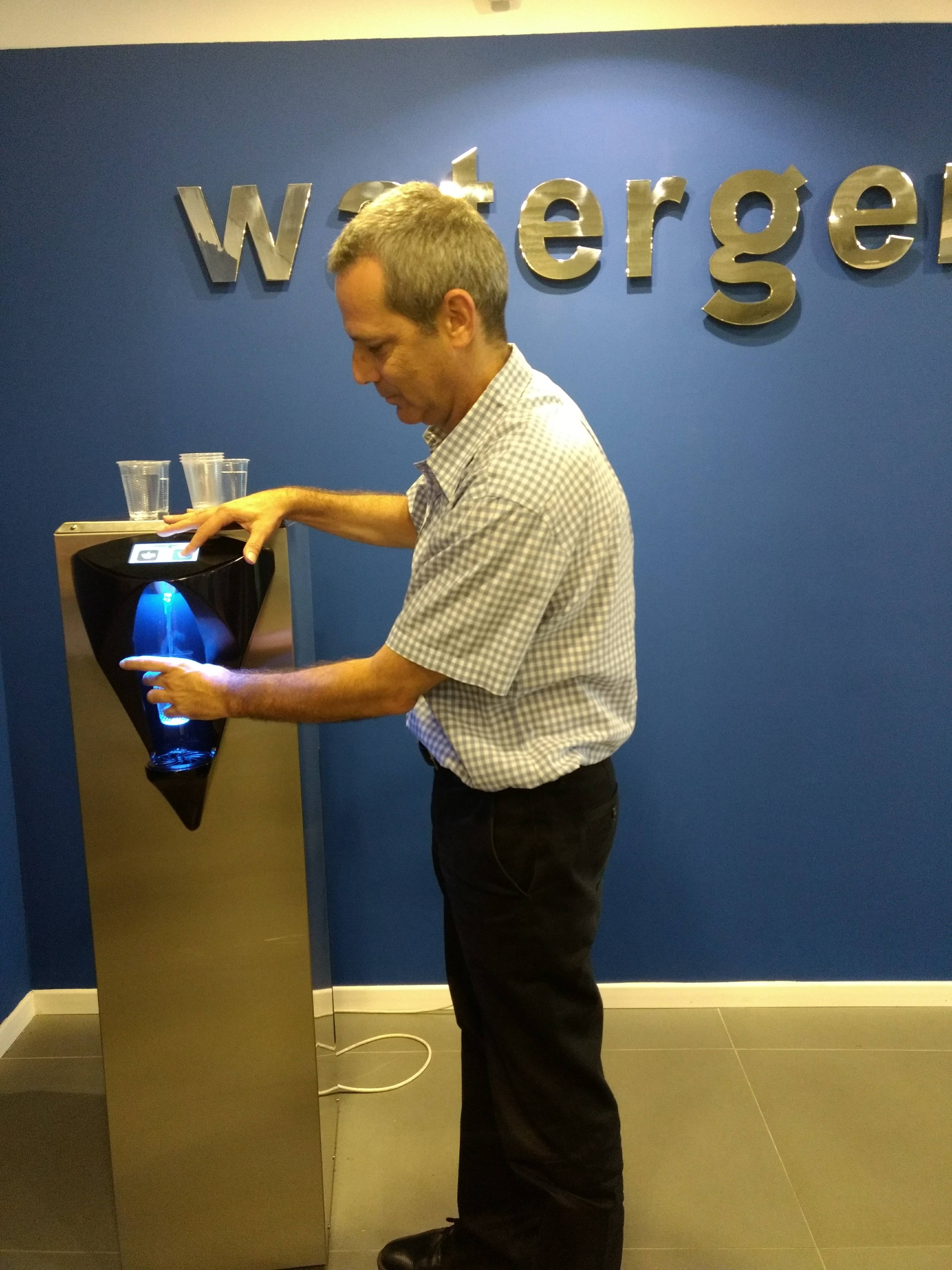 Water-Gen, la iniciativa que crea agua del aire
