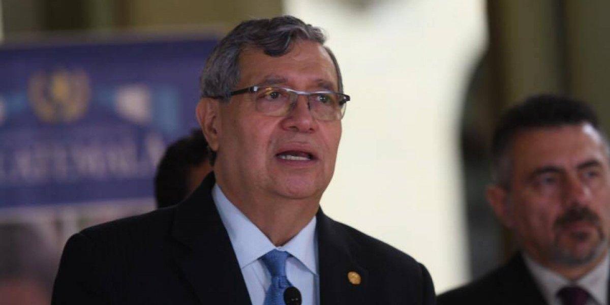 "Vicepresidente: ""No entendemos"" la resolución de la CC sobre gobernadores"