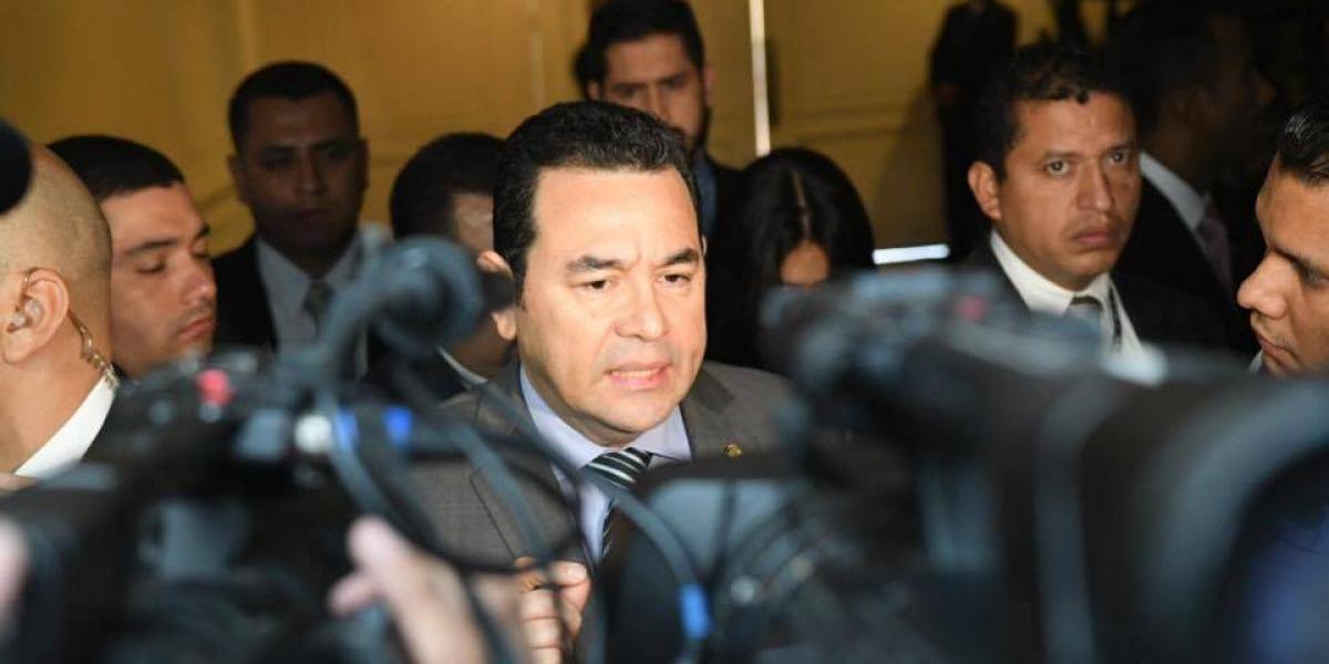 PGN analiza caso contra Marvin Mérida por tema de cabildeo, señala el Presidente