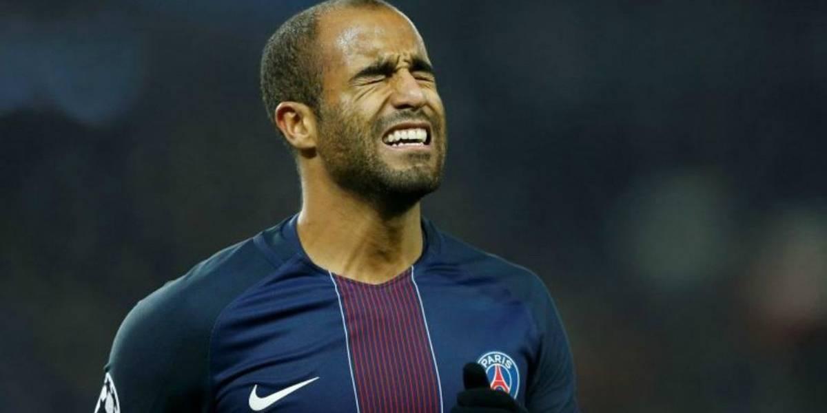 Após desabafo de Lucas, técnico do PSG aconselha meia a 'procurar outro time'