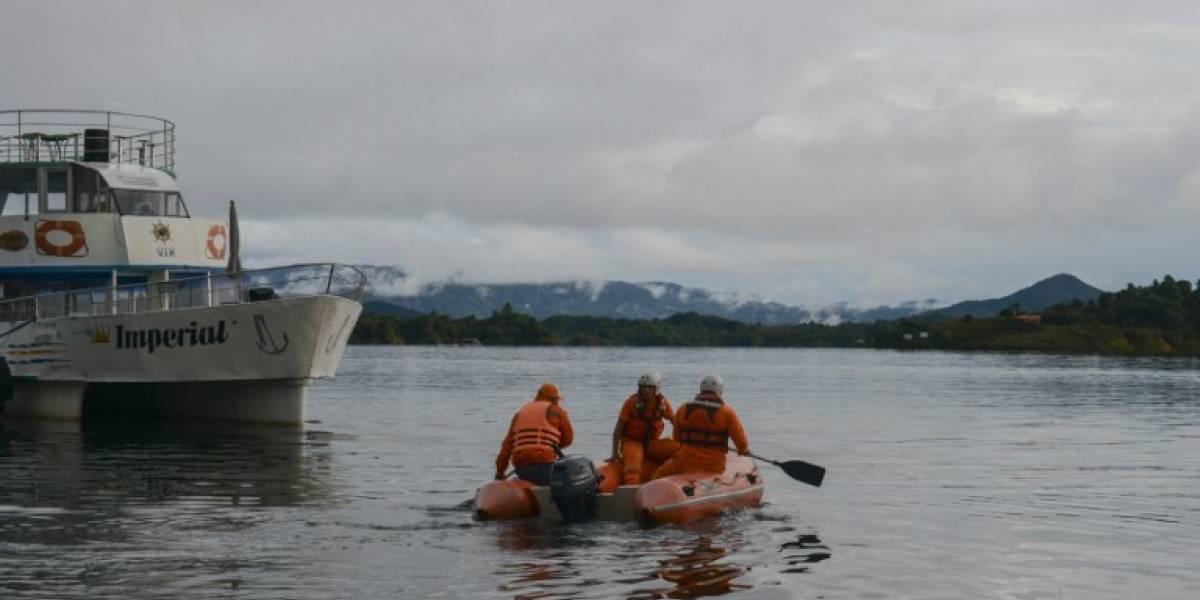 Sobrecogedor relato de rescatistas del naufragio en Colombia