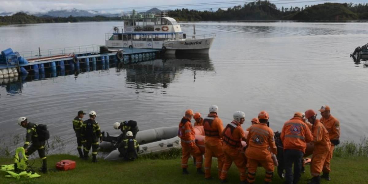 Lo que se sabe del trágico naufragio en Colombia