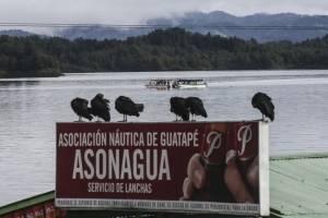 Naufragio en Colombia