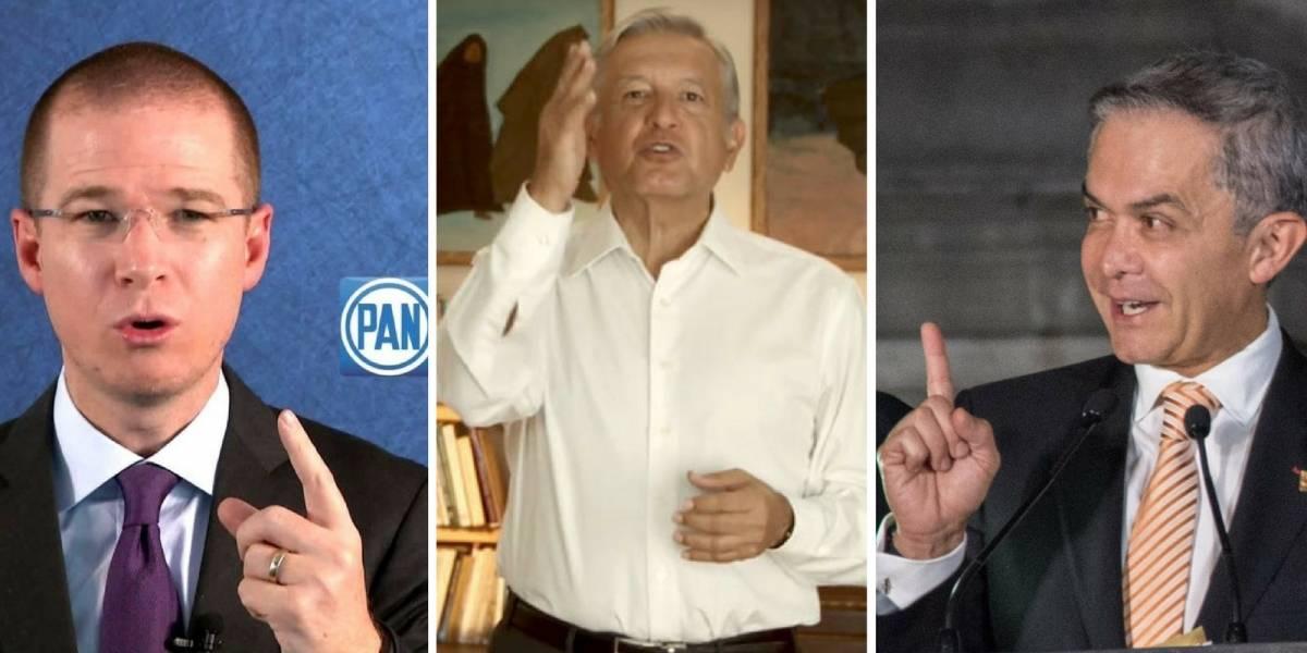 Partidos 'barajan' alianzas para la elección presidencial de 2018