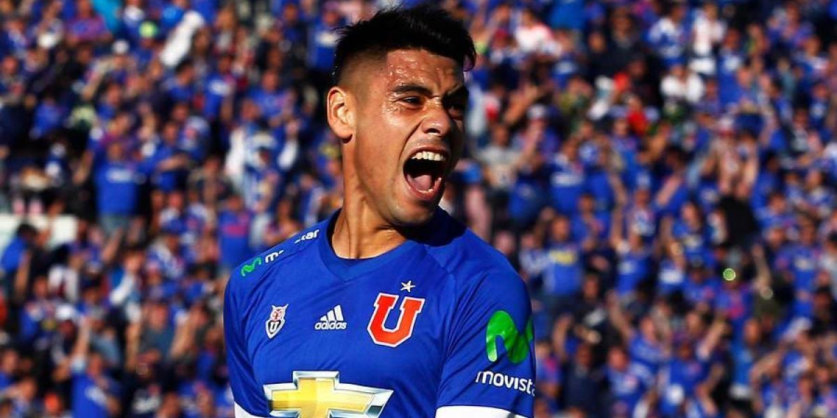 Cruz Azul oficializó la contratación de Felipe Mora