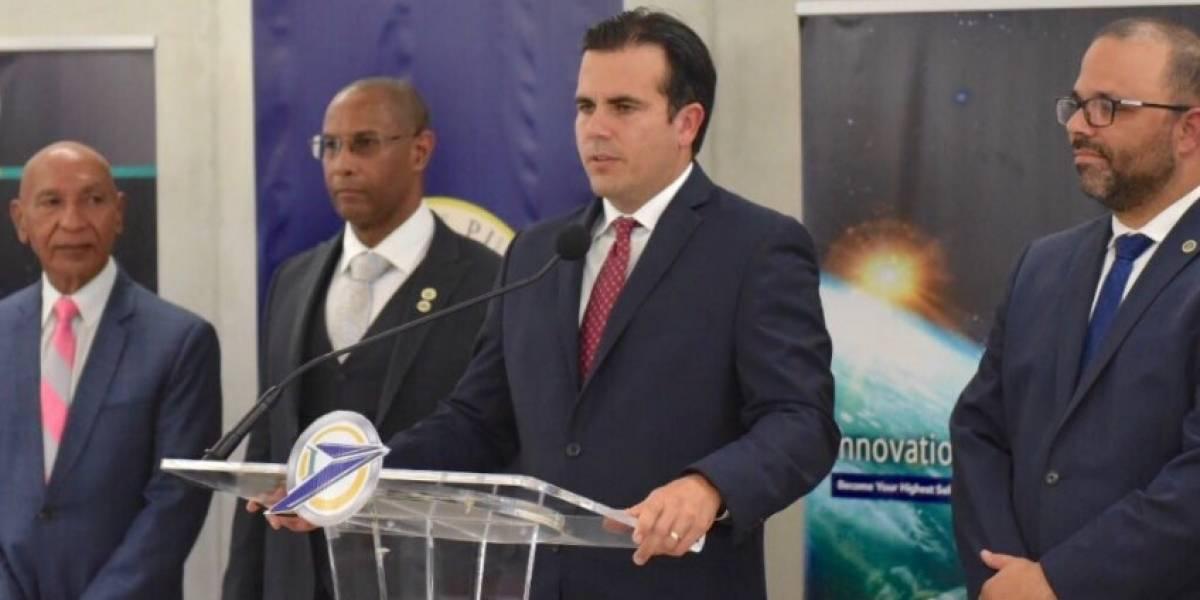 Rosselló reconoce importante acuerdo para industria aeronáutica