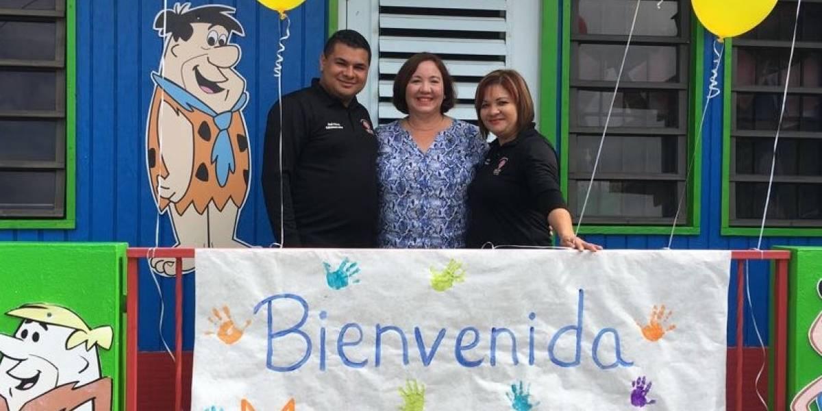 Asignan fondos para institución de cuido de niños en Mayagüez