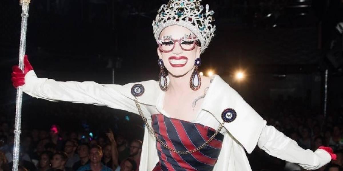 Sasha Velour domina novena temporada de RuPauls Drag Race