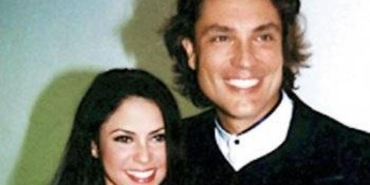 Exnovio de Shakira revela en un video un recuerdo íntimo de su relación