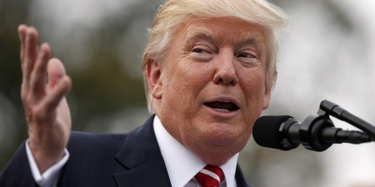 Trump busca votos para propuesta de cuidado de salud