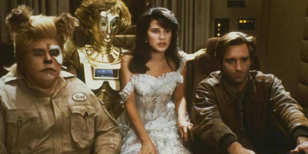 """""""Spaceballs"""", la mítica parodia de Star Wars, celebra su 30 aniversario"""