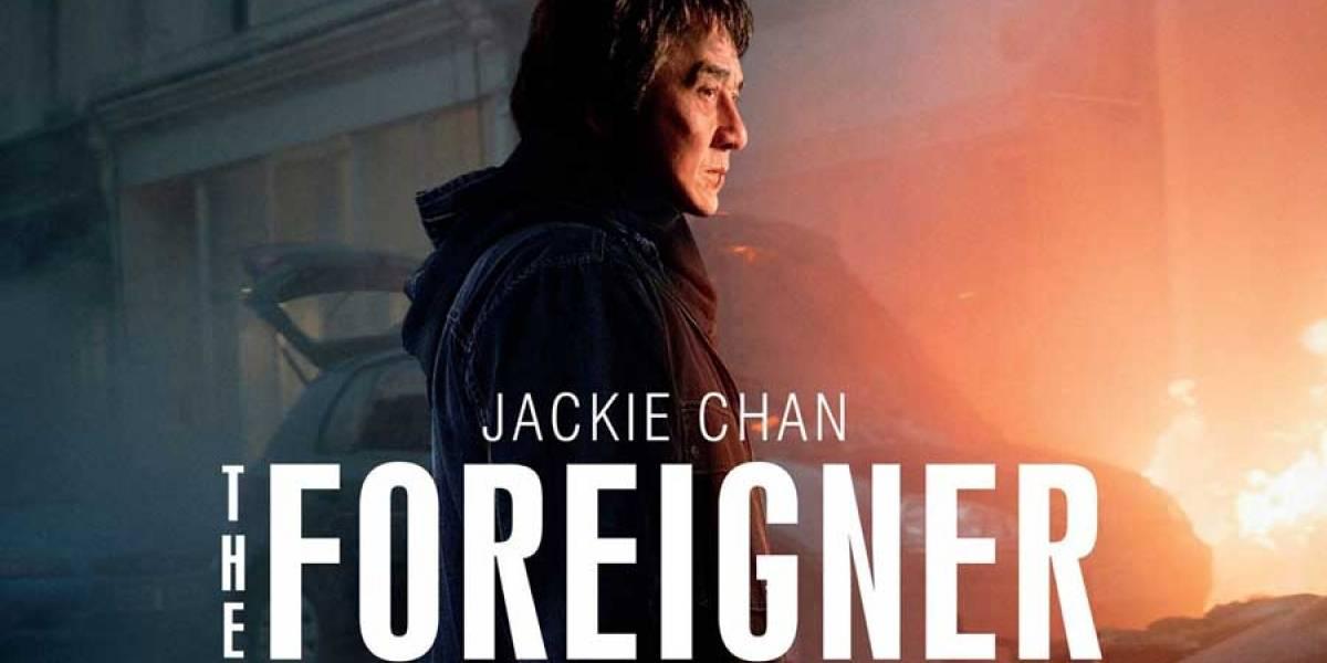 """VIDEO. Trailer oficial de """"The Foreigner"""", la nueva película de Jackie Chan"""