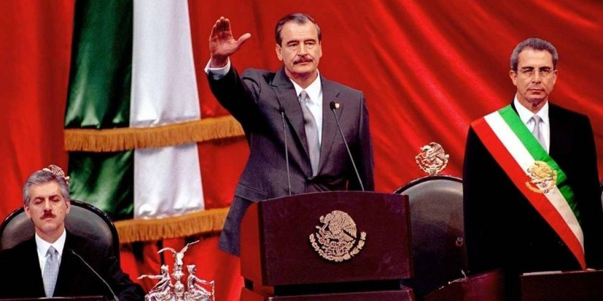 Carta abierta a Vicente Fox Quesada