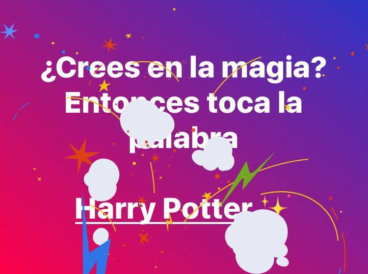 Efecto Harry Potter