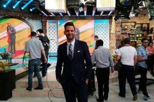 Hijo de Patricio Borghetti hizo casting para la serie de Luis Miguel