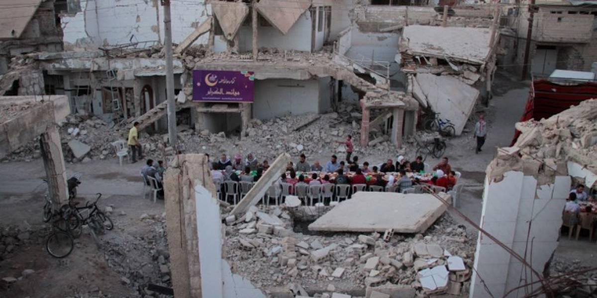 EEUU advierte que Asad estaría preparando ataque químico y amenaza a Siria