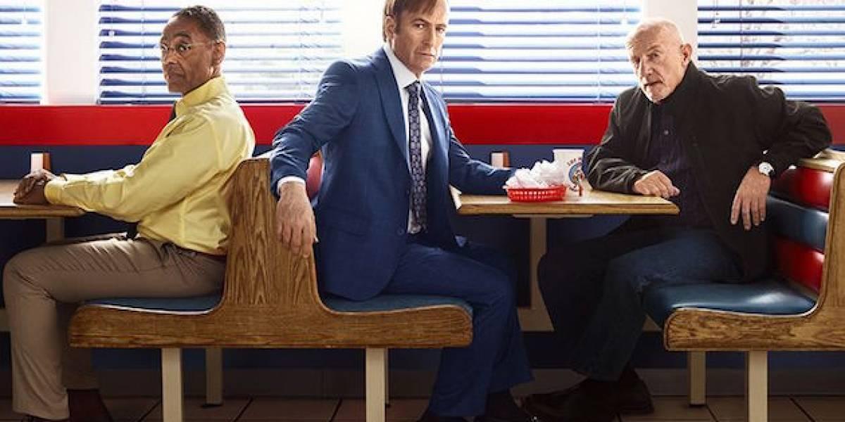 """Better Call Saul"" tendrá cuarta temporada"