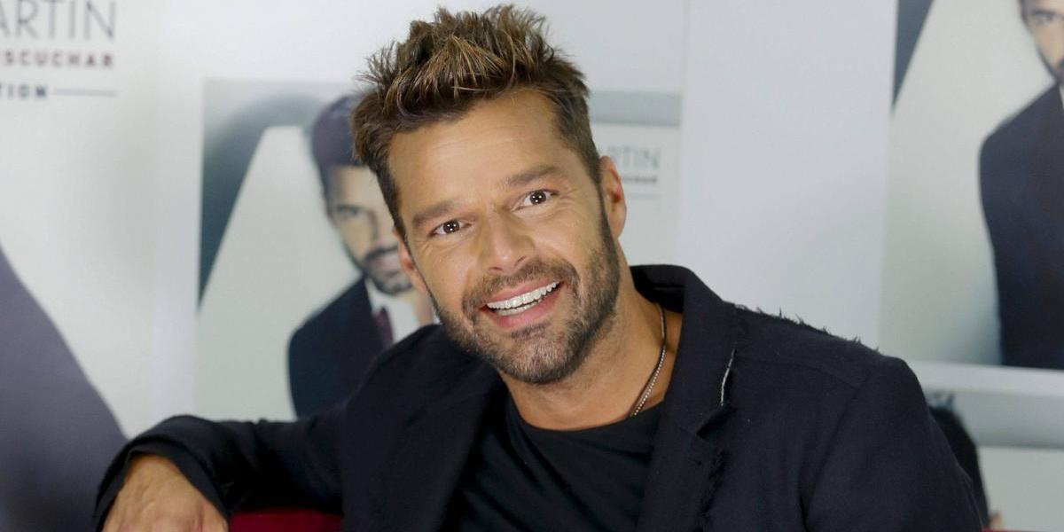 Ricky Martin anuncia que se casará en Puerto Rico en una