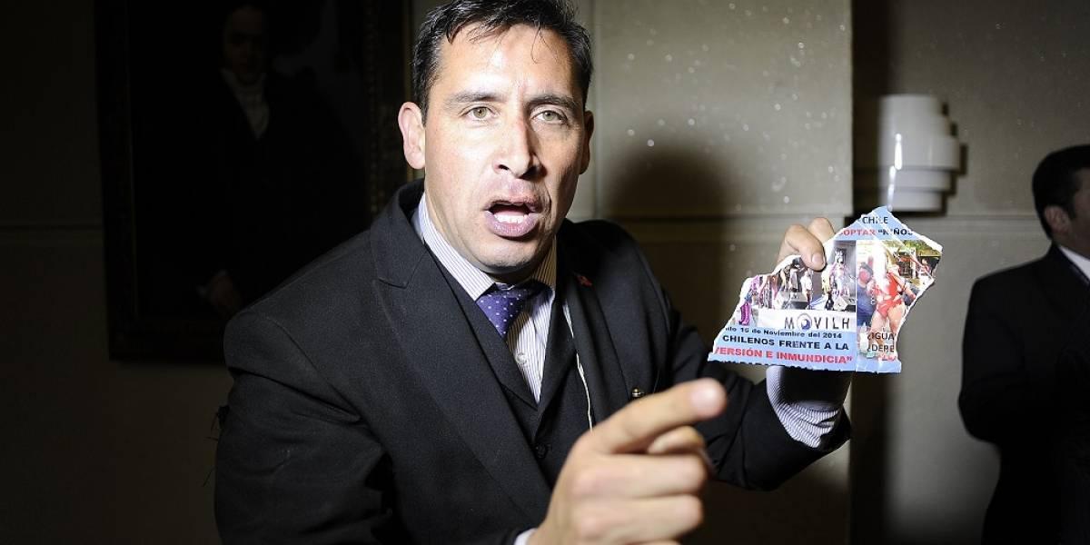 Marginan al pastor Soto del Te Deum evangélico tras múltiples polémicas