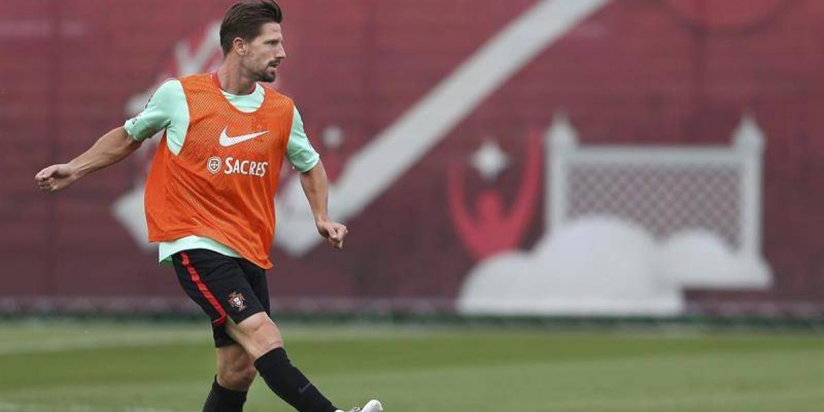 """Volante de Portugal advierte a la Roja: """"Estamos con el mismo espíritu de la Eurocopa"""""""
