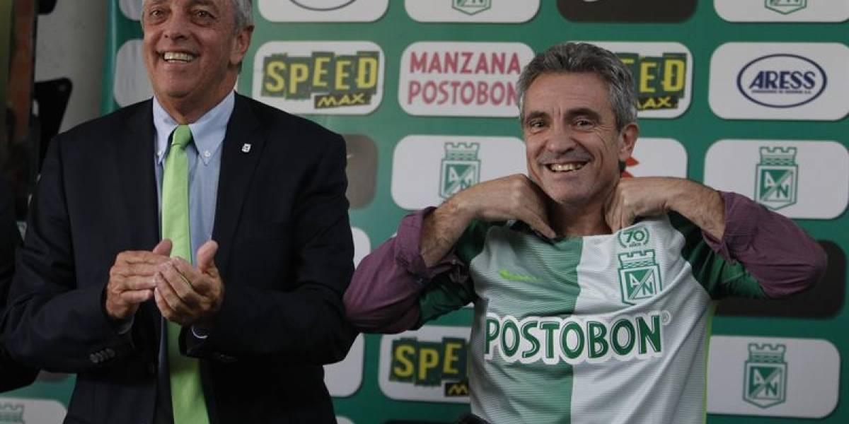 """Juan Manuel Lillo: """"El que mucho habla, mucho erra"""""""
