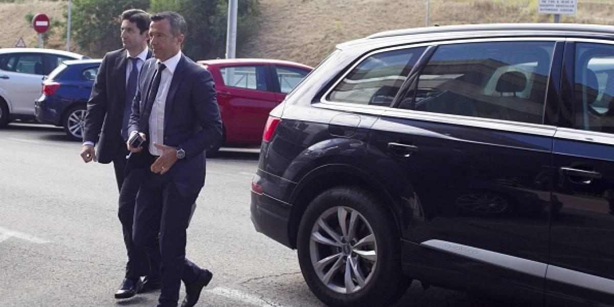 Polémico empresario declaró ante la justicia por presunto fraude fiscal de Falcao
