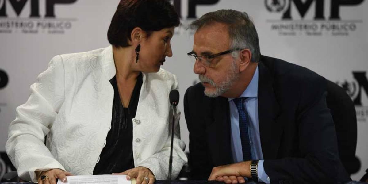 Presidente Morales no asistirá a cita de CICIG en ONU, donde estará fiscal Aldana