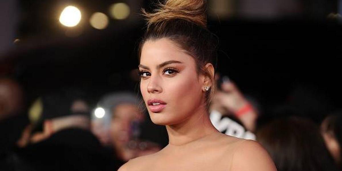 Ariadna Gutiérrez presume su tonificada figura en una sexy sesión de fotos