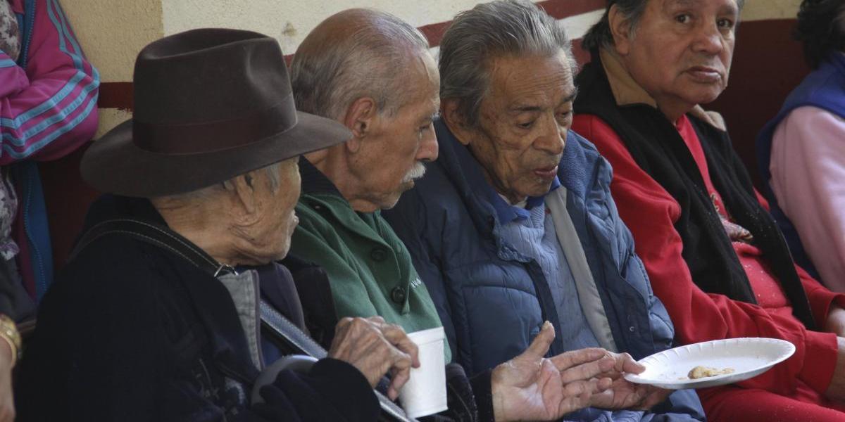 Sufren violencia 18.4% de los adultos mayores en la CDMX
