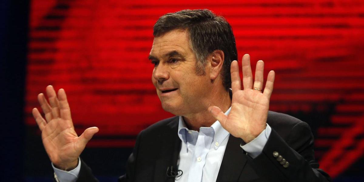 """Los principales """"eventos"""" de Ossandón en el debate"""
