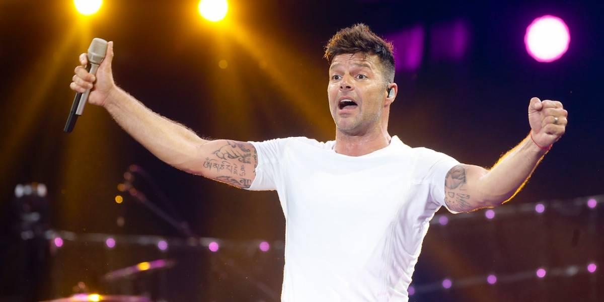 Ricky Martin se casará en Puerto Rico