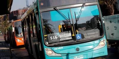 Buses Alsacia no serían parte de la nueva licitación del Transantiago