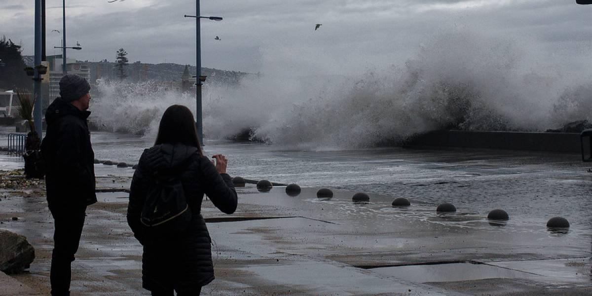 Daños en el borde costero: el negativo diagnóstico de expertos ante el aumento del fenómeno de las marejadas