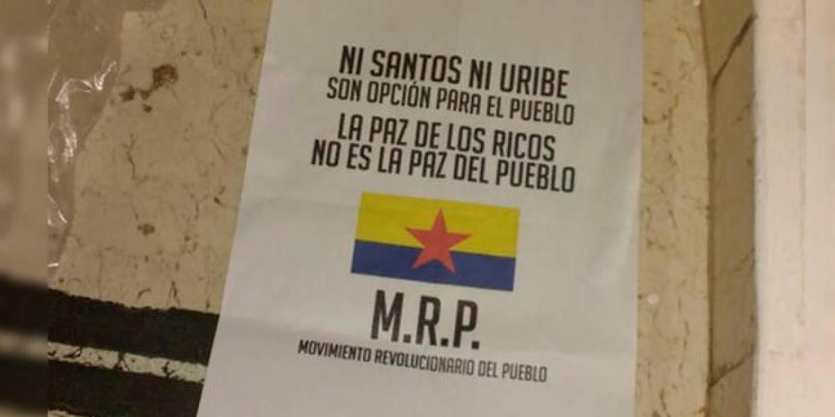 MRP asegura que capturados por atentado en Andino no pertenecen al movimiento