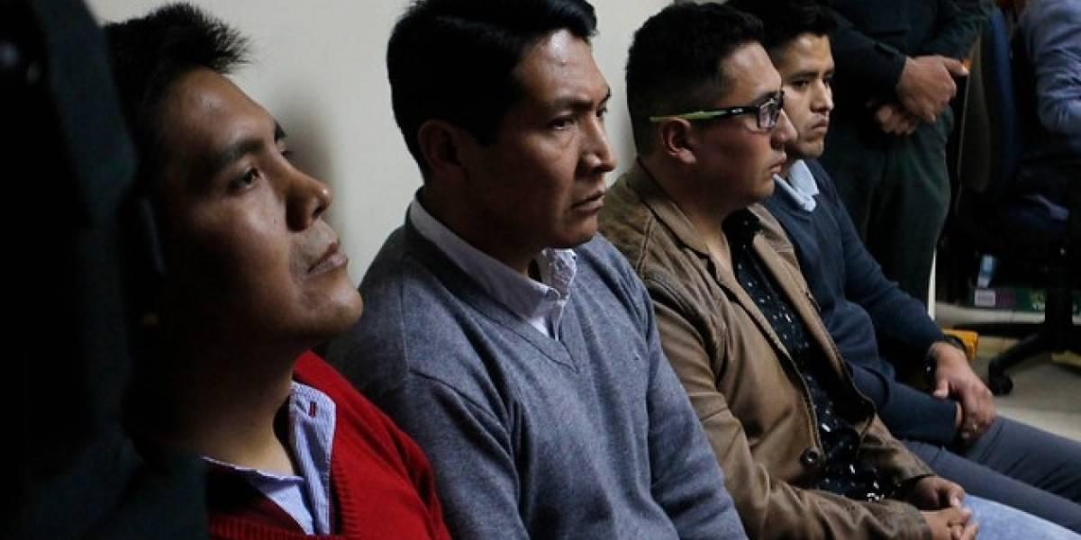 Gobierno boliviano paga multa de $32 millones para liberar a 9 detenidos en Chile