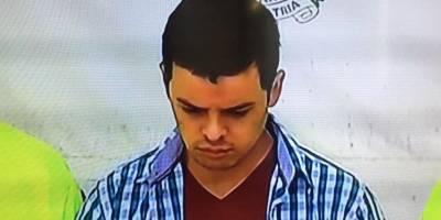 Capturan a hombre que golpeó brutalmente a su expareja en Bogotá