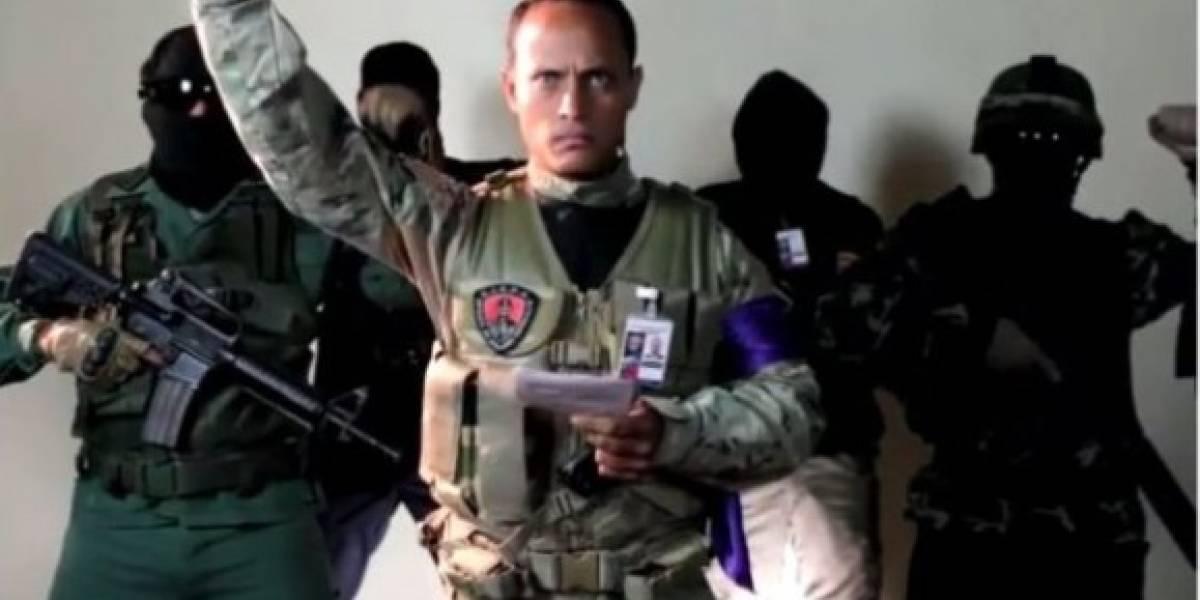 """Maduro denuncia un """"ataque terrorista"""" desde helicóptero de la Policía contra máxima corte venezolana"""
